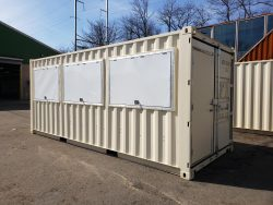 Shipping container modification New Jersey