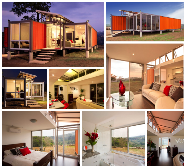 8 stunning shipping container homes shipping container sales modifications - Container homes costa rica ...