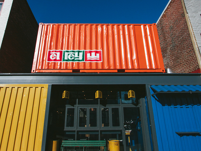 7 Spectacular Shipping Container Restaurants Shipping Container Sales Modifications
