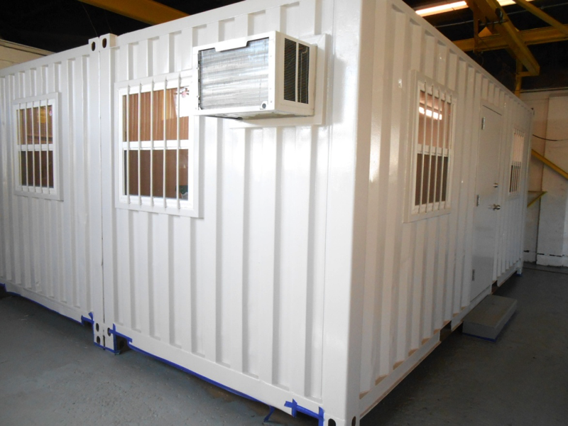 Climate Control Shipping Container Sales And Modifications