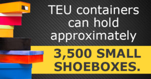 TEU Containers