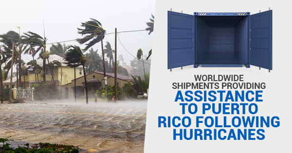 Puerto Rico Hurricane Assistance 2018