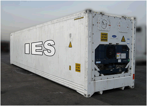 Refrigerated/Insulated Containers